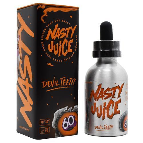 Devil Teeth by Nasty Juice - Trebbih Vape