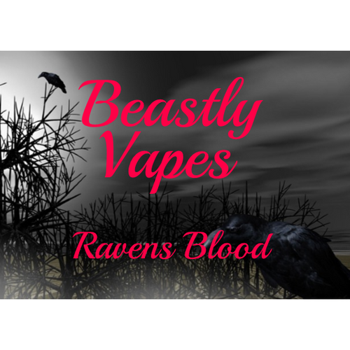 Ravens Blood (fruit) by Beastly Vapes - Trebbih Vape