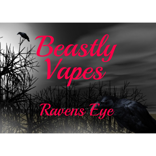 Ravens Eye (tobacco) by Beastly Vapes - Trebbih Vape