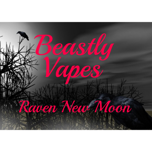 Ravens New Moon (dessert) by Beastly Vapes - Trebbih Vape