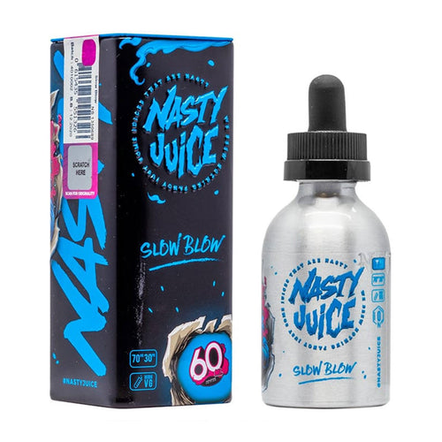 Slow Blow by Nasty Juice - Trebbih Vape