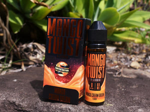 Mango Twist by Twist E-Liquid 120ML - Trebbih Vape