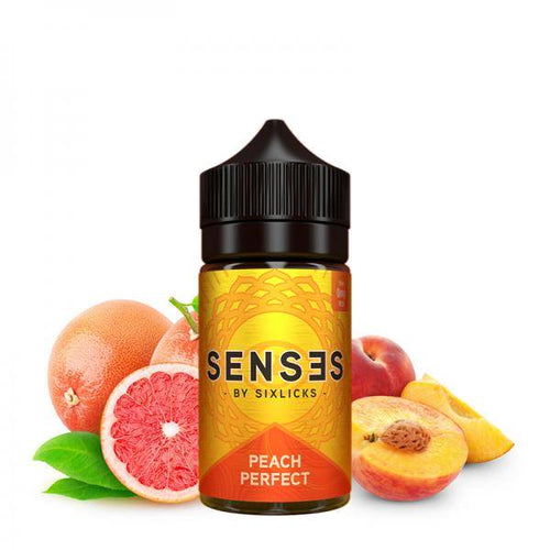 Senses Peach Perfect by Six Licks - Trebbih Vape