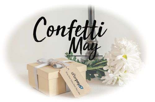 Confetti May