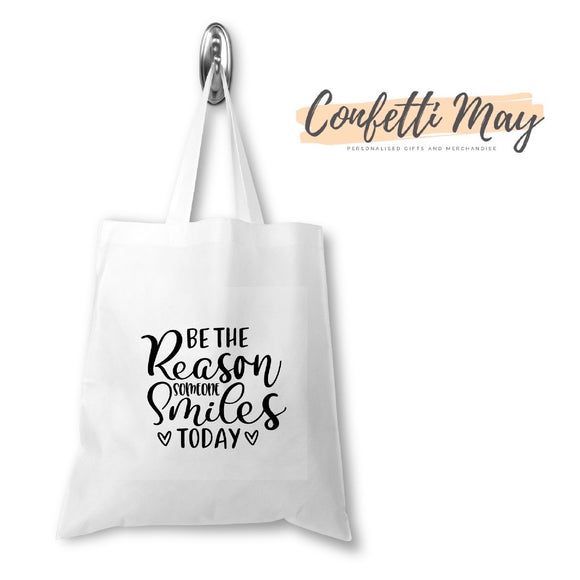 Be the Reason Library/Tote Bag