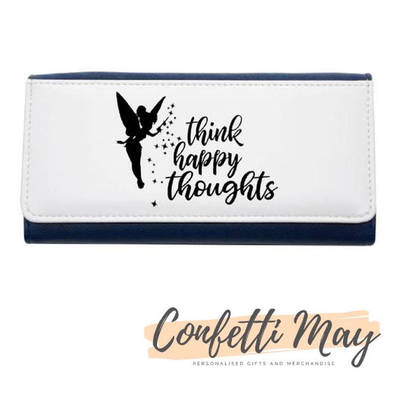 'Happy Thoughts' Women's Wallet