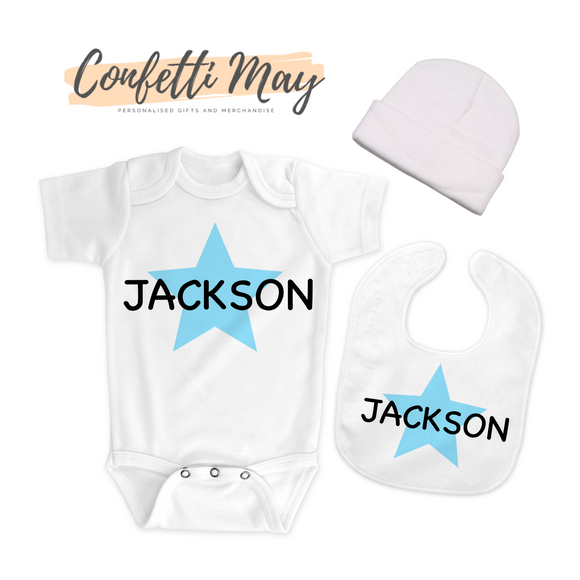 Newborn Baby Gift Set - Little Star