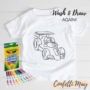 Colour Me Shirt