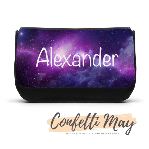 Personalised Pencil case - Galaxy