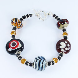 Safari Mixed Bracelet Bracelets - Dragon Fire Beads Online