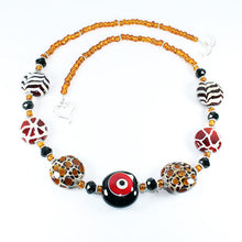 Mixed Safari Necklace Necklaces - Dragon Fire Beads Online