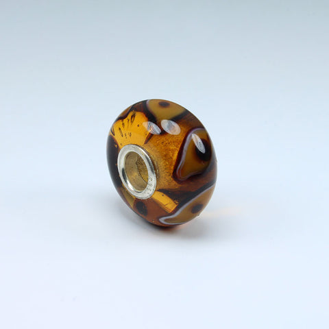 Lion's Eyes Annabella Bead Annabella Beads - Dragon Fire Beads Online