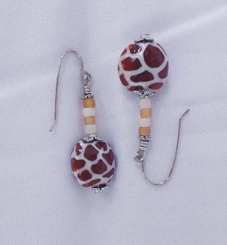 Giraffe Safari Earrings