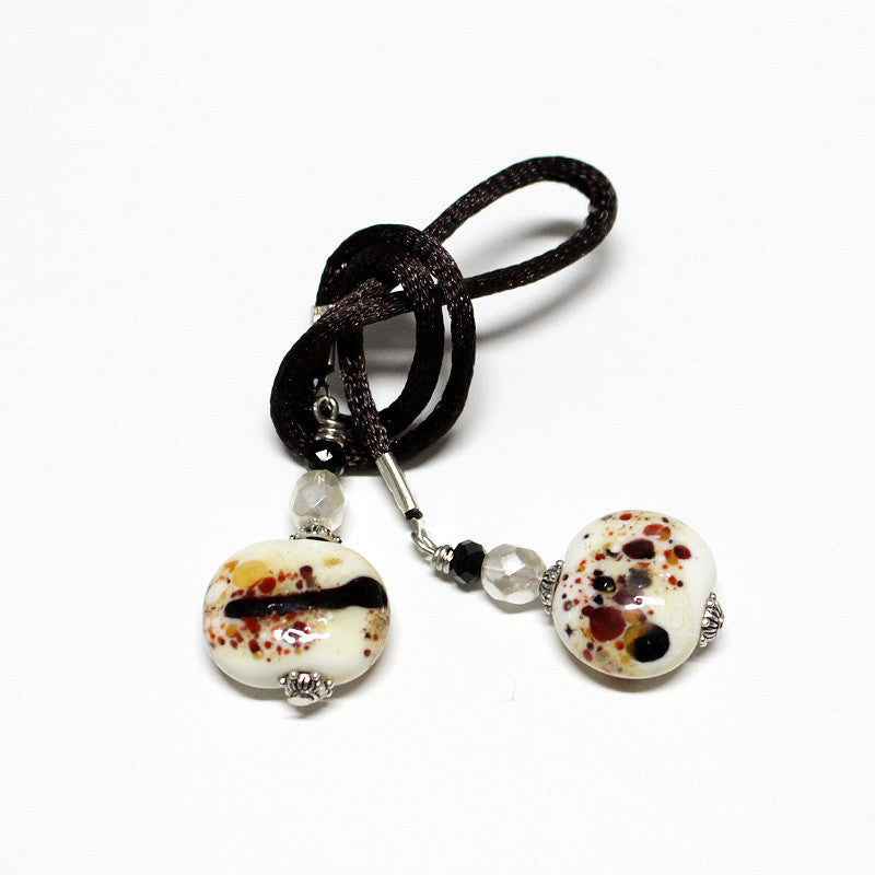 Nguni Bookmark Accessories - Dragon Fire Beads Online