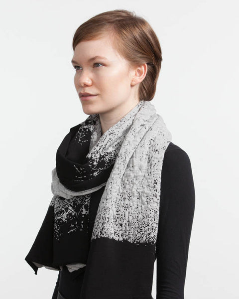 Pixelate Shawl