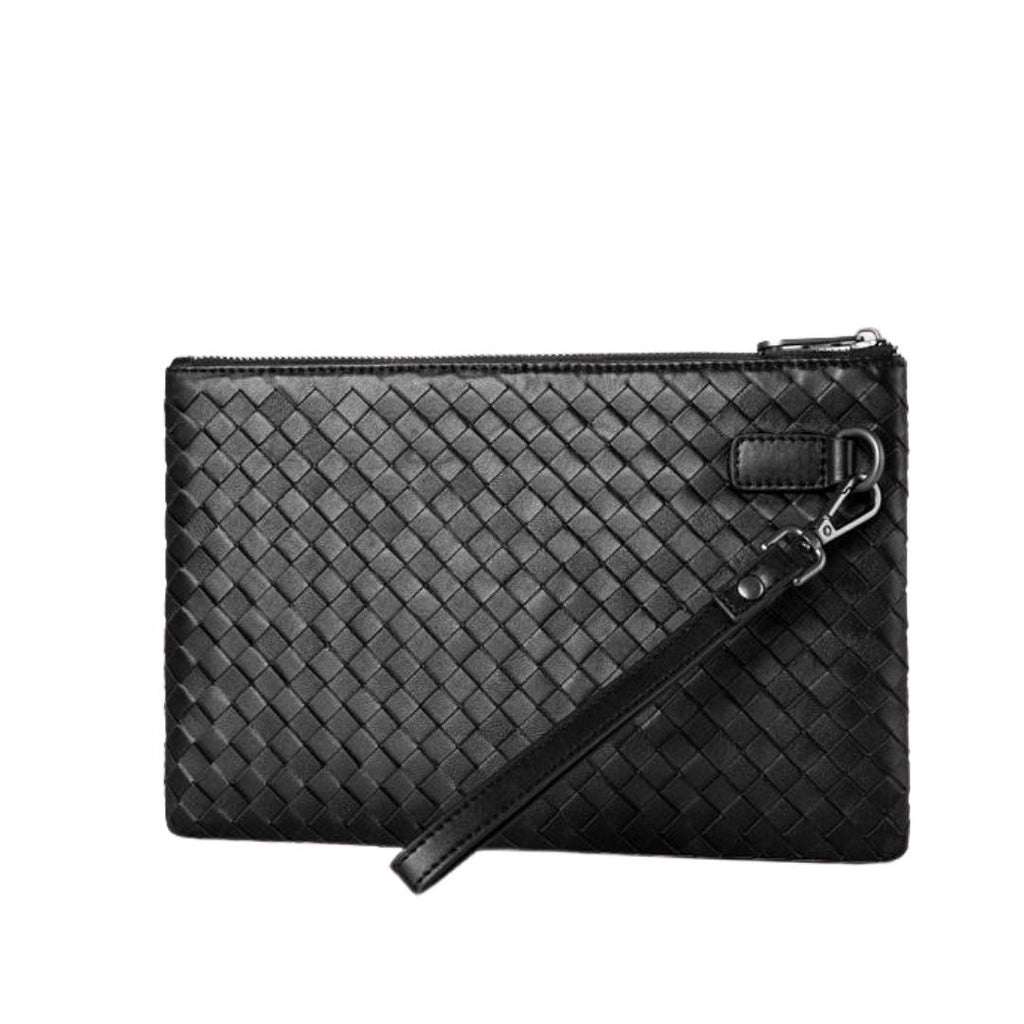 Borsa Business Leather Clutch
