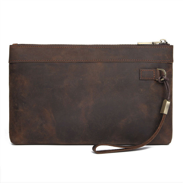 Minimalist Clutch men's hand bag