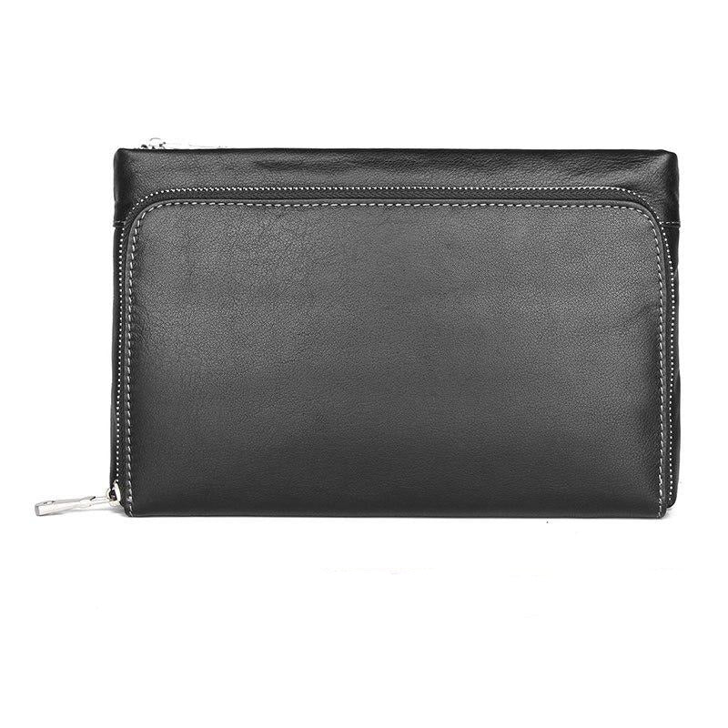 Black Clutch Large Capacity