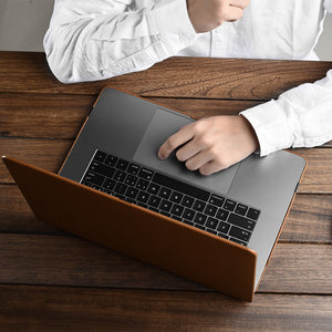 MacBook Leather Cover