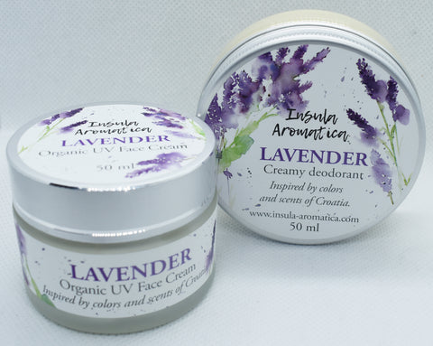 Insula Aromatica Lavender 100% Natural Collection