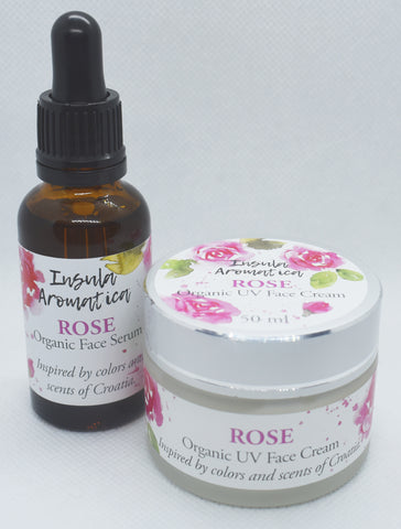 Insula Aromatica Rose 100% Natural Collection