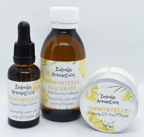 Insula Aromatica Immortelle 100% Natural Collection