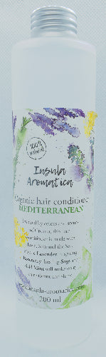Insula Aromatica Mediterranean 100% Natural Hair Conditioner 200 ml