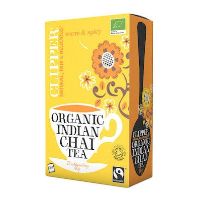 Clipper Organic Indian Chai Tea 20 bags