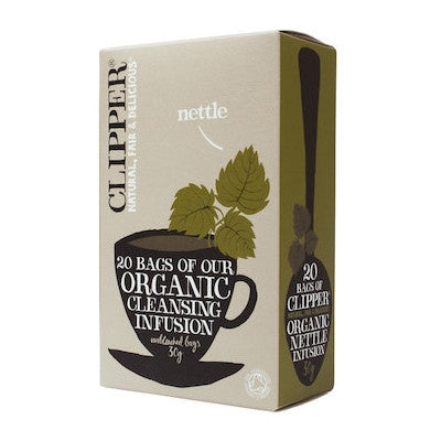 Clipper Organic Nettle Infusion 20 bags