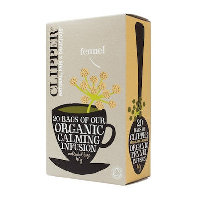 Clipper Organic Fennel Infusion 20 bags