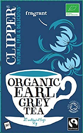 Clipper Earl Grey Tea