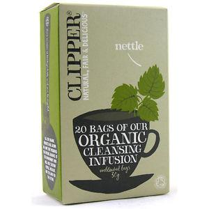 Clipper Nettle Tea