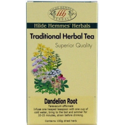Dandelion Root Tea - Hilde Hemmes Tea