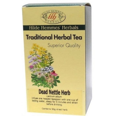 Hilde Hemmes Dead Nettle Herbal Tea 50g