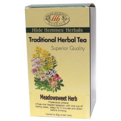 Hilde Hemmes Meadowsweet Herbal Tea 50g