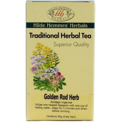 Hilde Hemmes Golden Rod Herbal Tea 50g