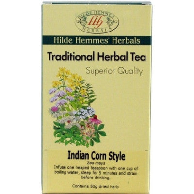Hilde Hemmes Indian Corn Style Herbal Tea 50g