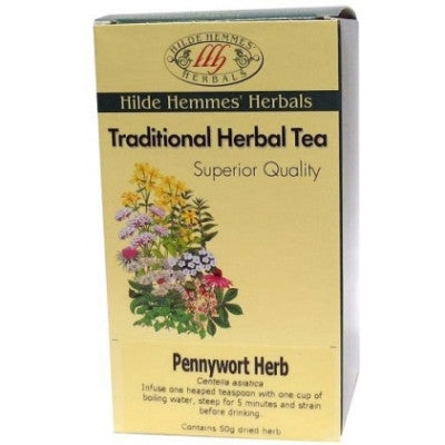 Hilde Hemmes Pennywort Herbal Tea 50g