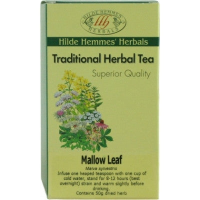 Hilde Hemmes Mallow Leaf Herbal Tea 50g