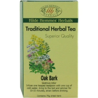 Hilde Hemmes Oak Bark Herbal Tea 75g