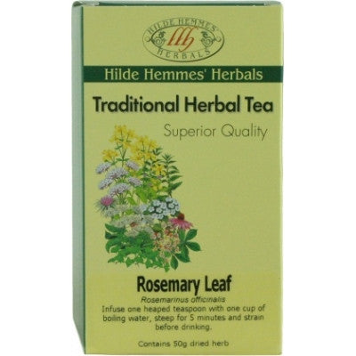 Hilde Hemmes Rosemary Leaf Herbal Tea 50g
