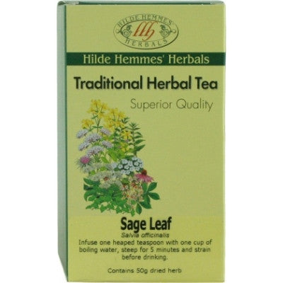 Hilde Hemmes Sage Leaf Herbal Tea 50g