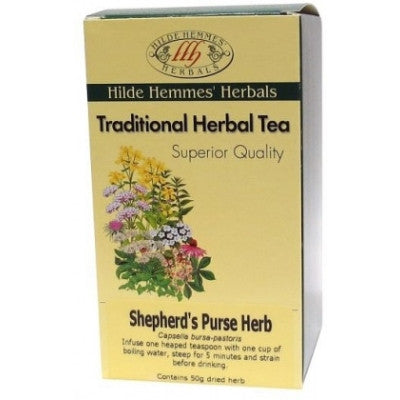 Shepherd's Purse Tea - Hilde Hemmes Tea