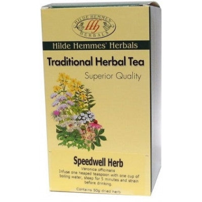 Hilde Hemmes Speedwell Herbal Tea 50g