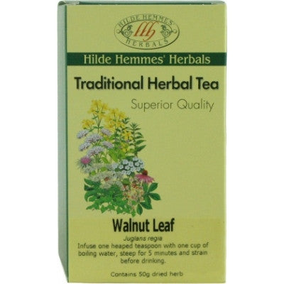 Walnut Leaf Tea - Hilde Hemmes Tea
