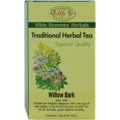 Hilde Hemmes Willow Bark Herbal Tea 75g