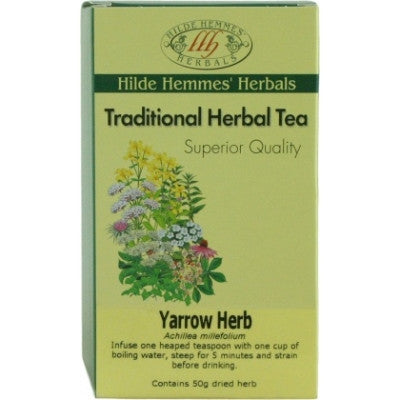 Hilde Hemmes Yarrow Herbal Tea 50g