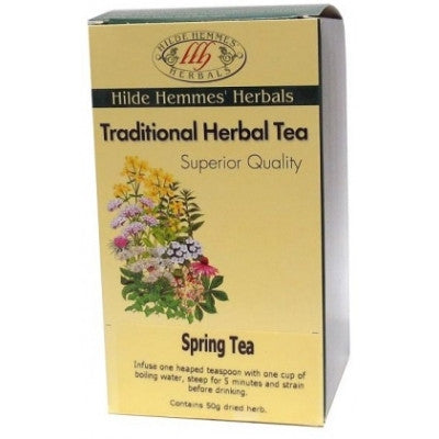 Hilde Hemmes Spring Herbal Tea 50g