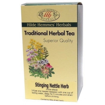 Stinging Nettle Root Tea - Hilde Hemmes Tea