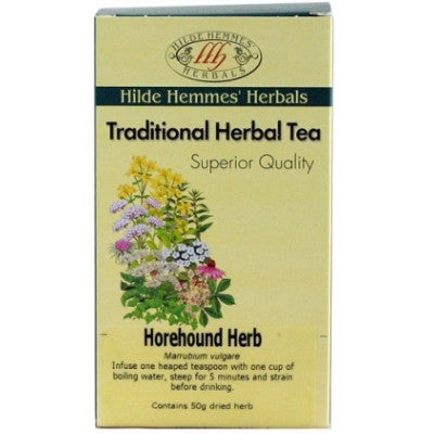 Hilde Hemmes Horehound Herbal Tea 50g